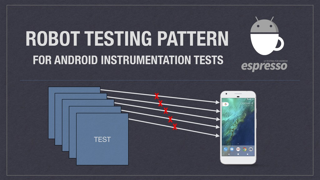 ROBOT TESTING PATTERN FOR ANDROID INSTRUMENTATI...