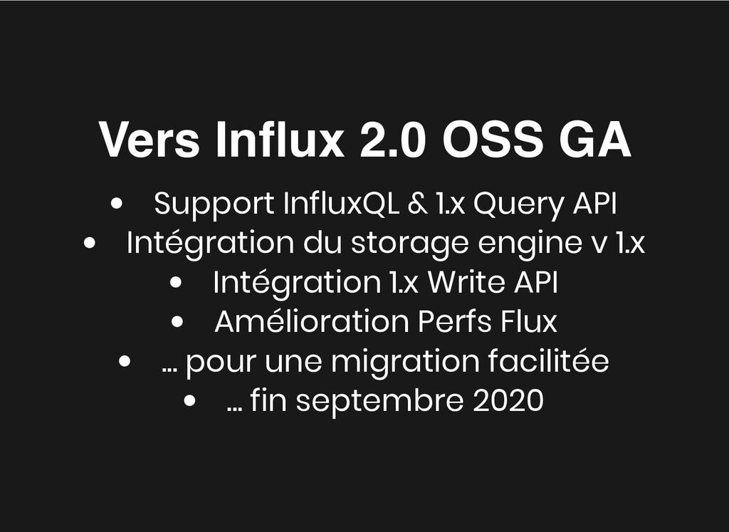Vers Influx 2.0 OSS GA Vers Influx 2.0 OSS GA Sup...