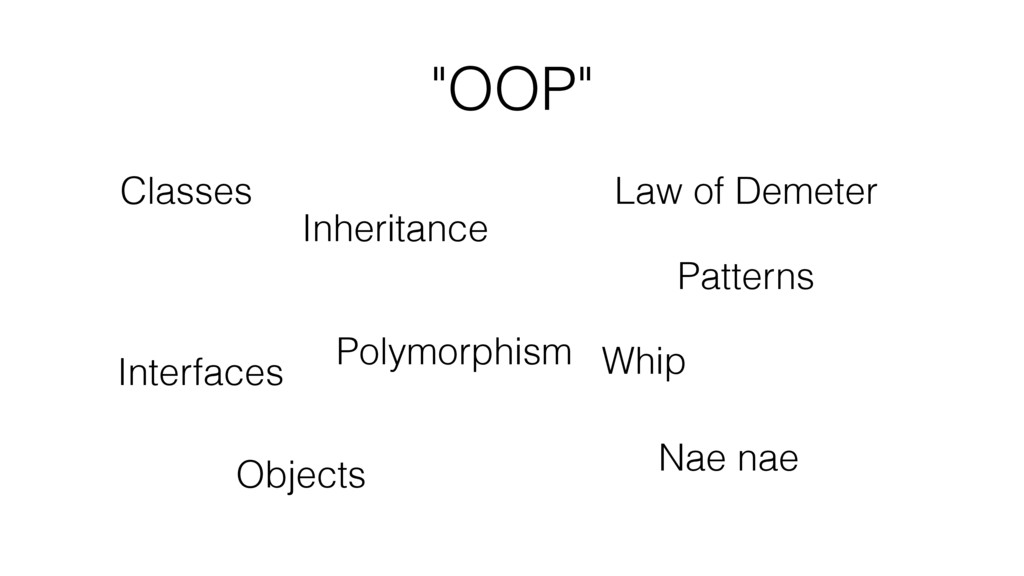 """OOP"" Classes Objects Inheritance Interfaces Po..."