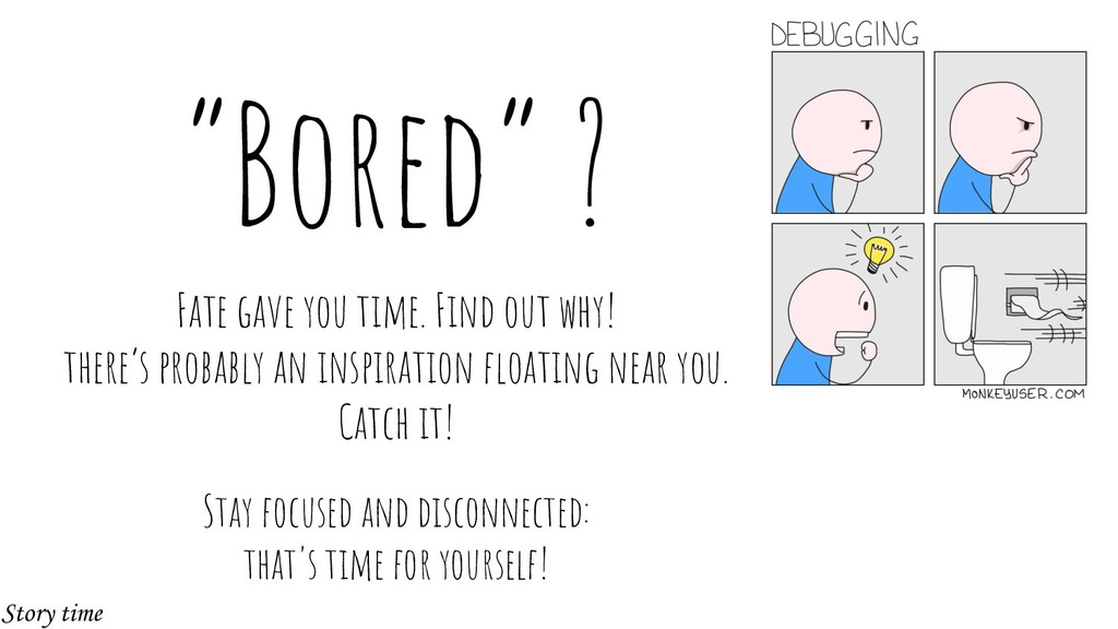 """""""Bored"""" ? Fate gave you time. Find out why! the..."""