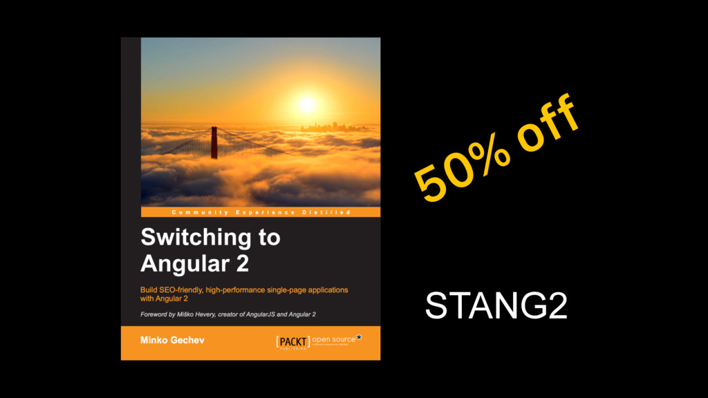 STANG2 50% off