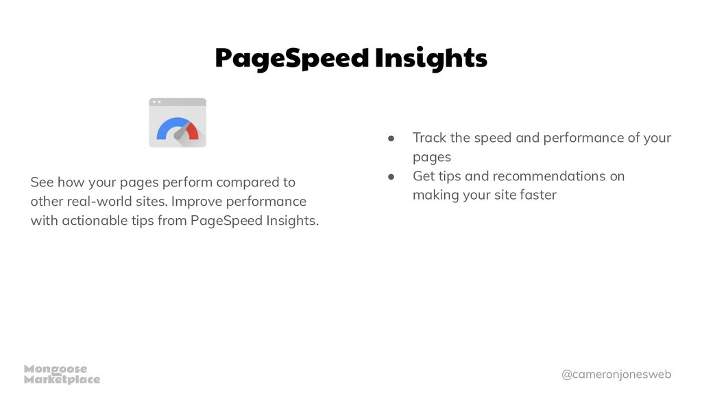 @cameronjonesweb PageSpeed Insights See how you...