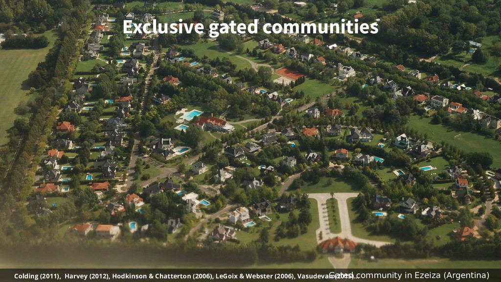 Exclusive gated communities Gated community in ...
