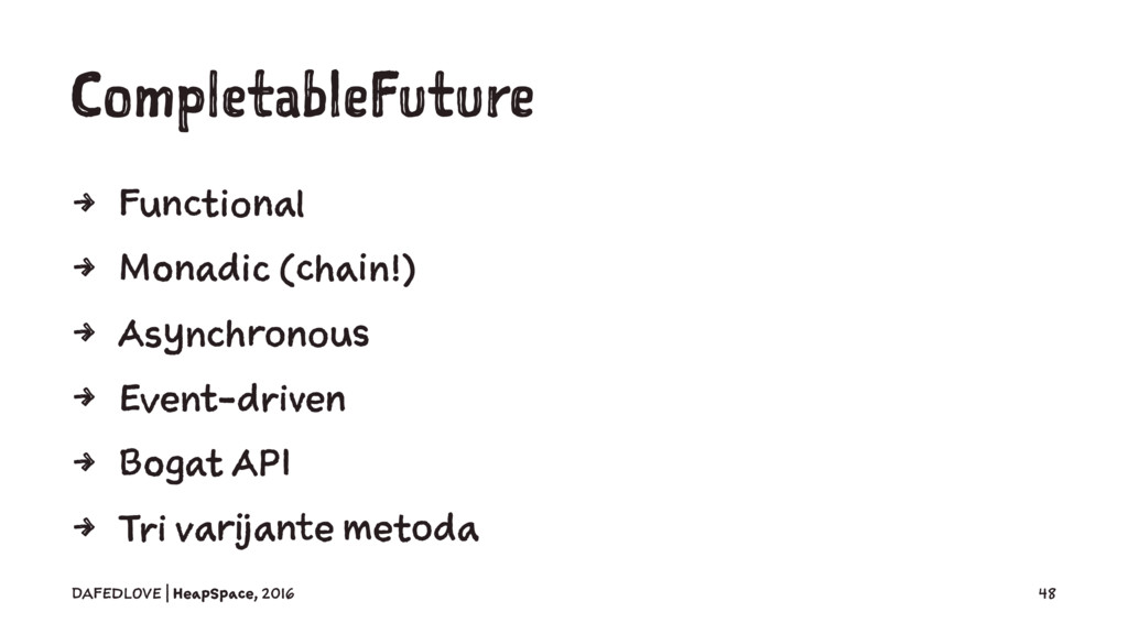 CompletableFuture 4 Functional 4 Monadic (chain...