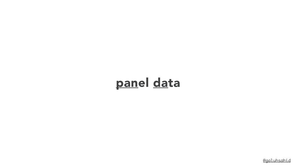 panel data @galuhsahid