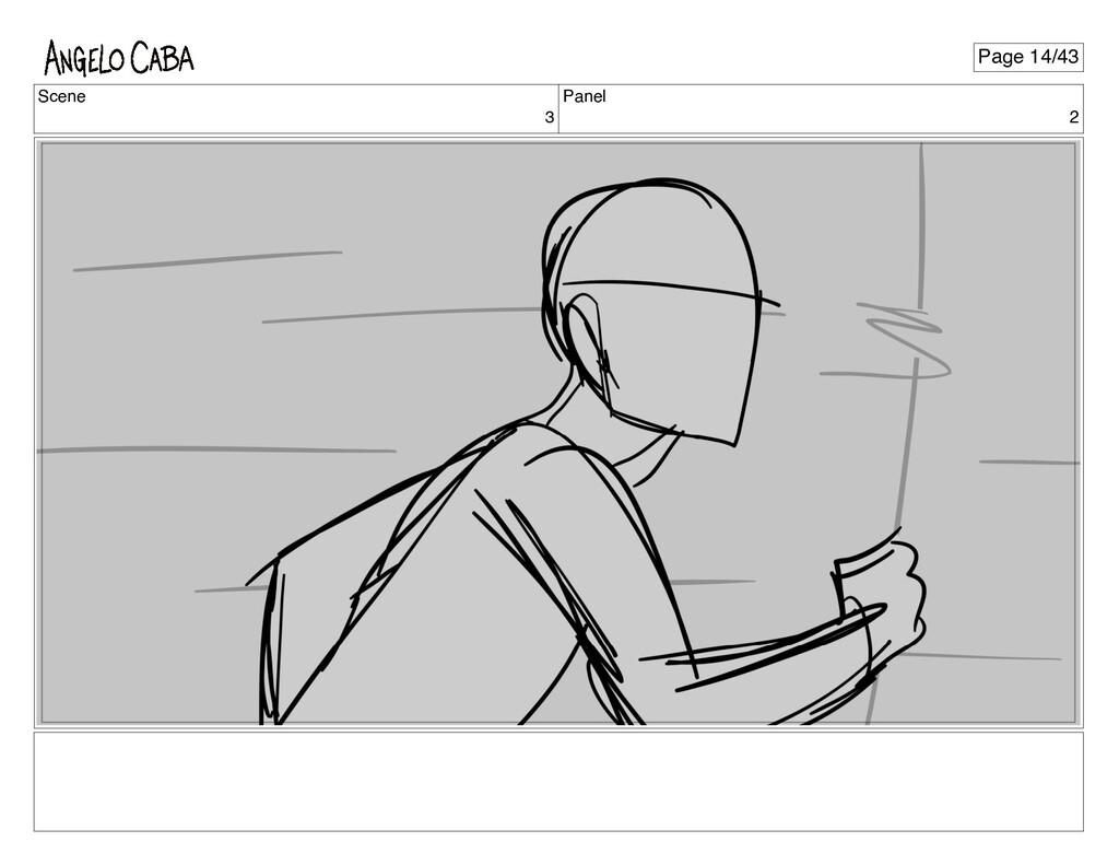 Scene 3 Panel 2 Page 14/43