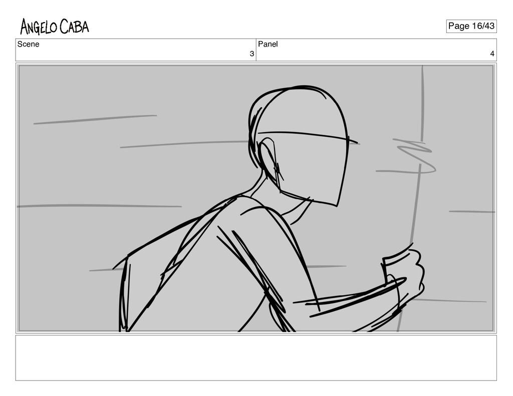 Scene 3 Panel 4 Page 16/43