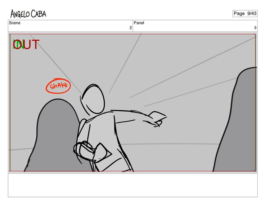Scene 2 Panel 3 Page 9/43
