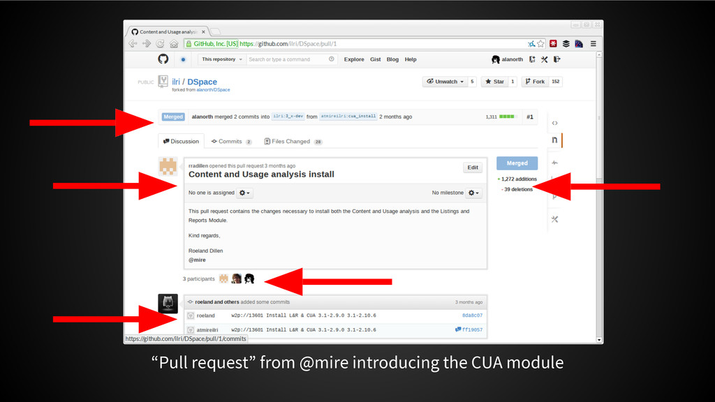 """""""Pull request"""" from @mire introducing the CUA m..."""