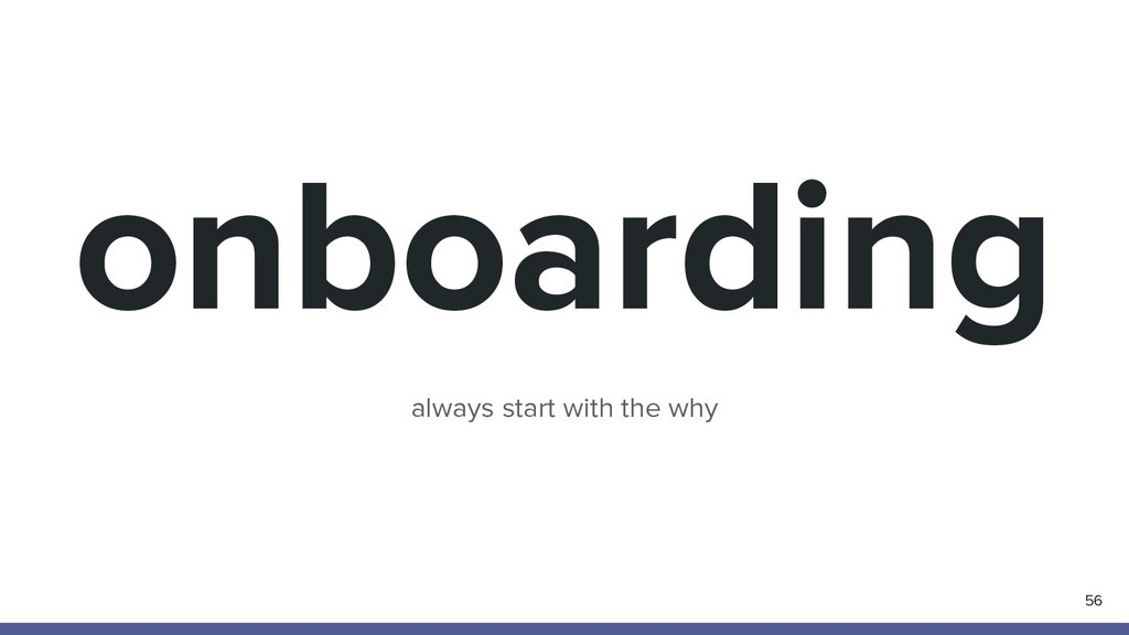 onboarding 56 always start with the why