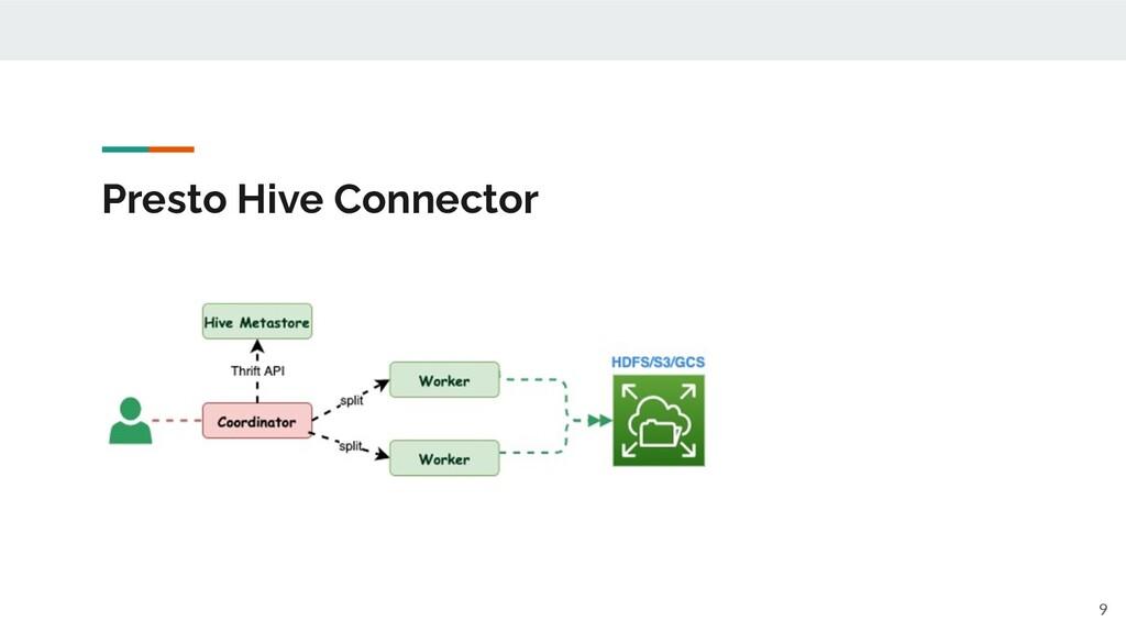 Presto Hive Connector 9