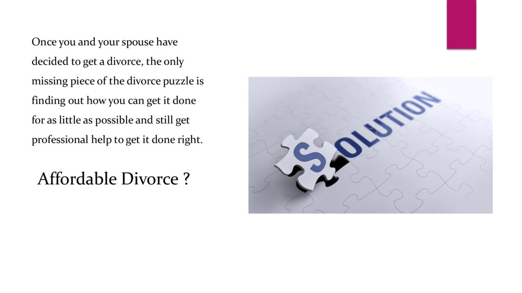 Once you and your spouse have decided to get a ...