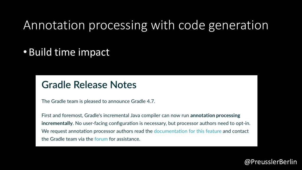 @PreusslerBerlin Annotation processing with cod...