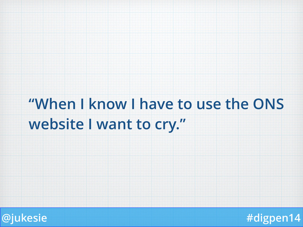 """@jukesie #digpen14 """"When I know I have to use t..."""