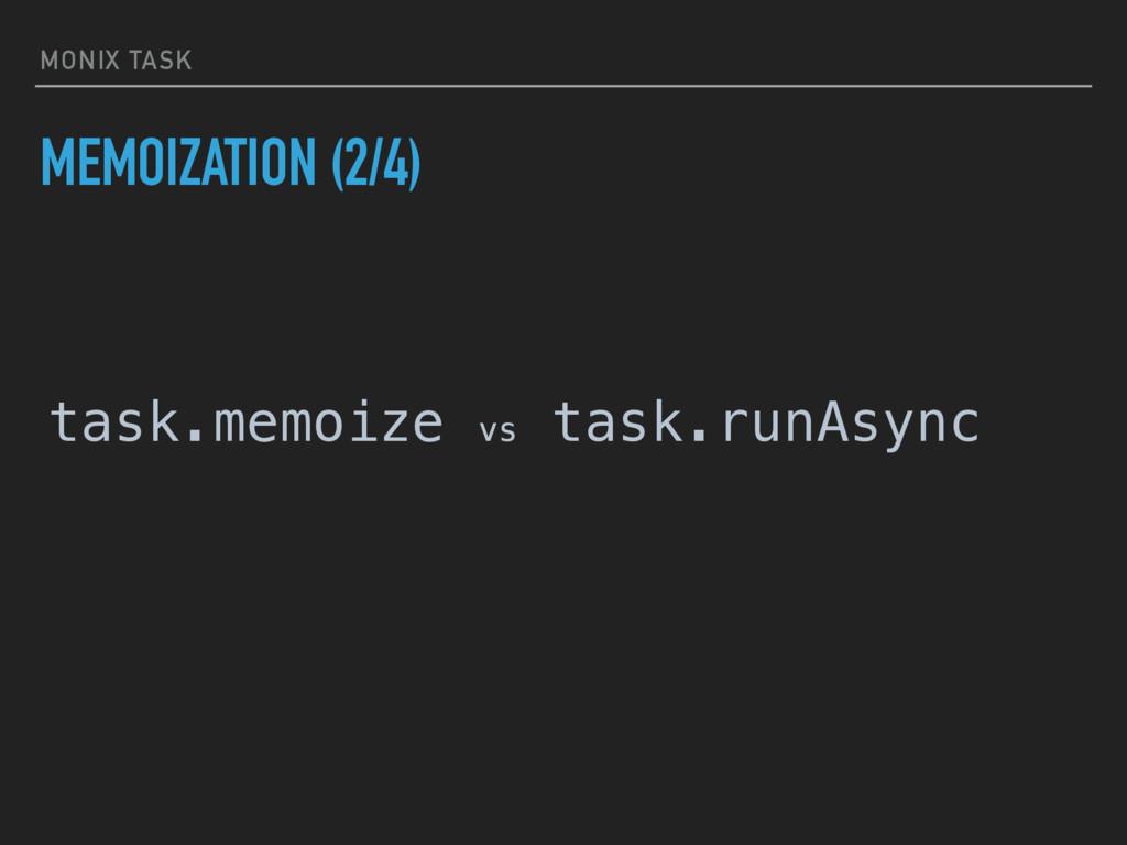 MONIX TASK MEMOIZATION (2/4) task.memoize vs ta...