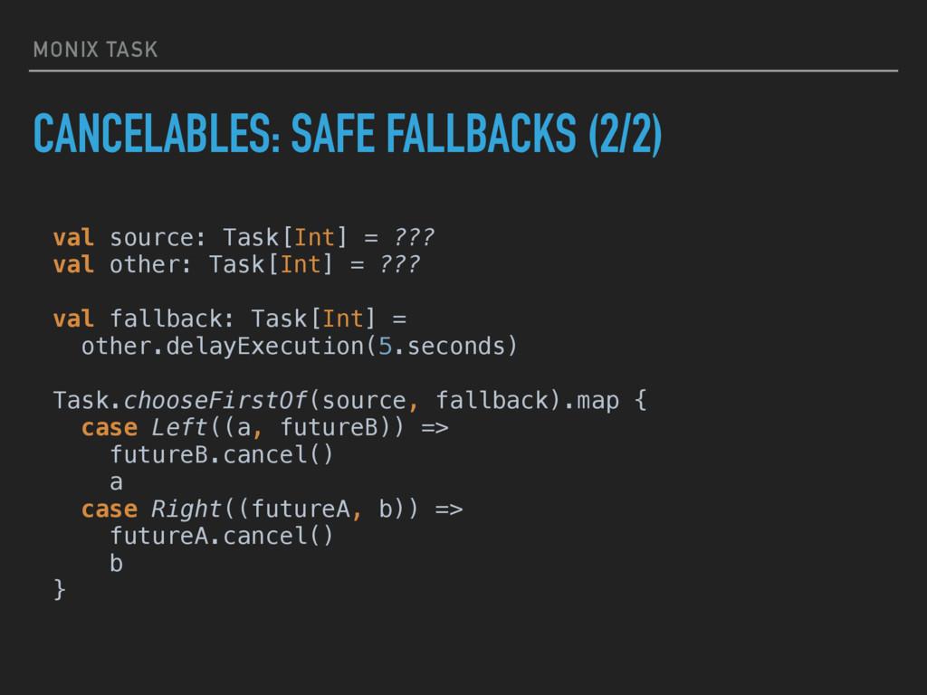 MONIX TASK CANCELABLES: SAFE FALLBACKS (2/2) va...