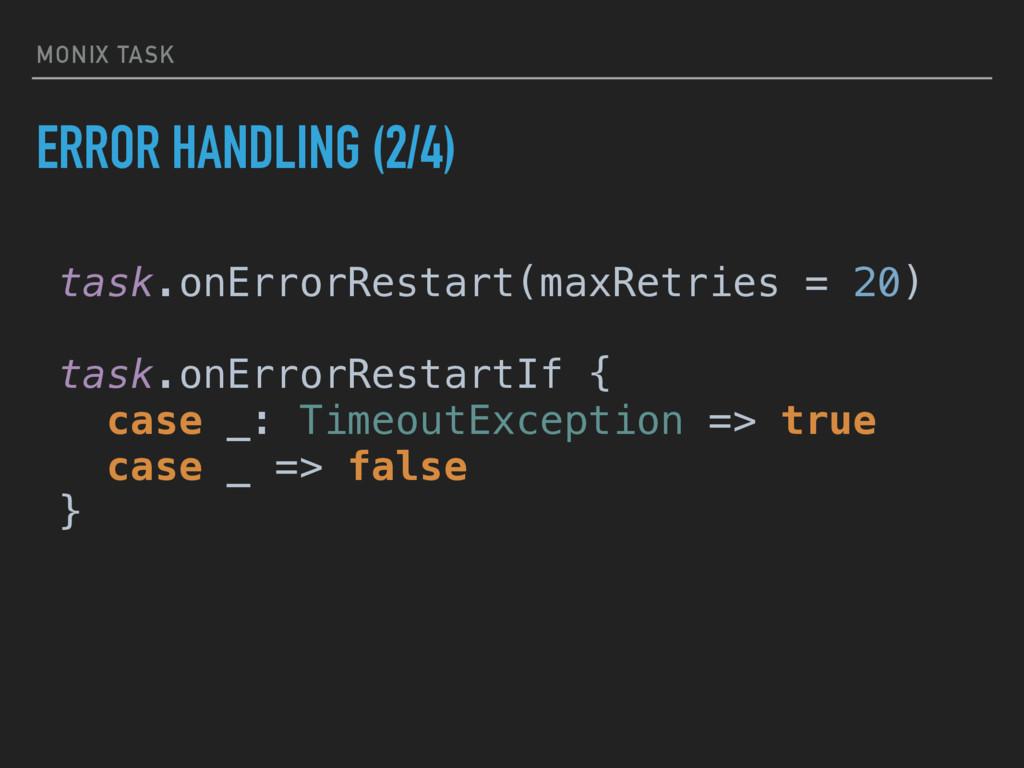 MONIX TASK ERROR HANDLING (2/4) task.onErrorRes...