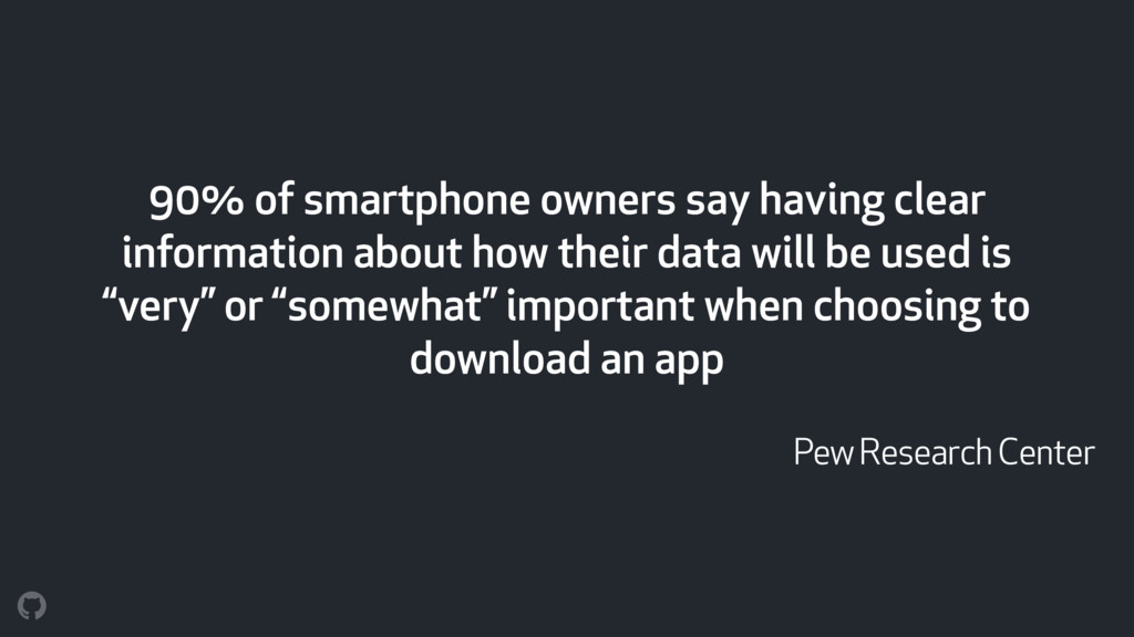 90% of smartphone owners say having clear infor...