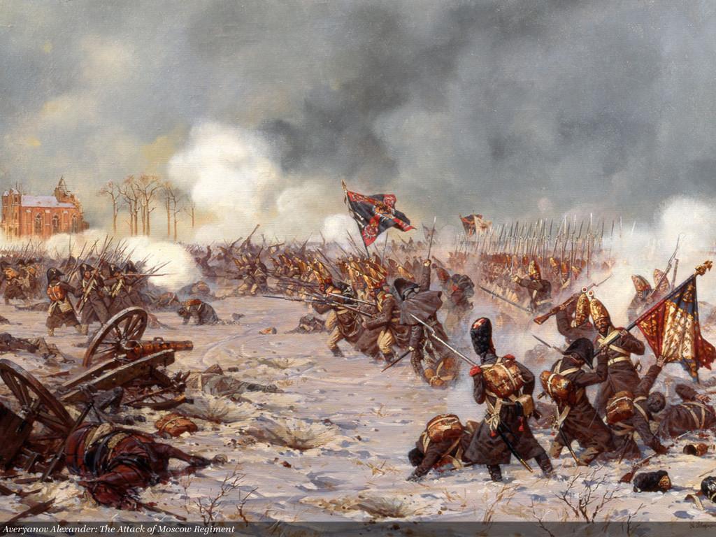 Averyanov Alexander: The Attack of Moscow Regim...