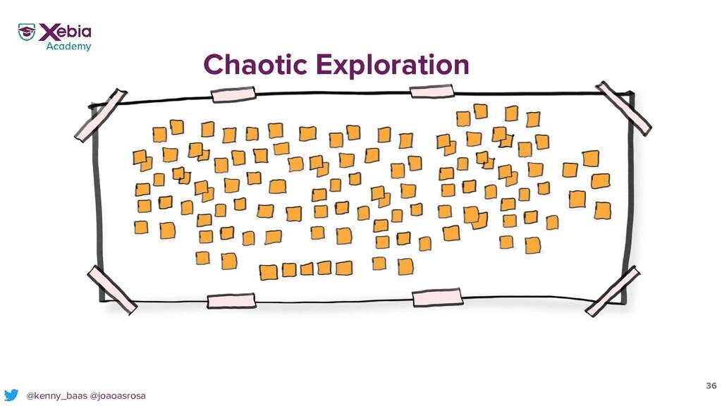 36 @kenny_baas @joaoasrosa Chaotic Exploration