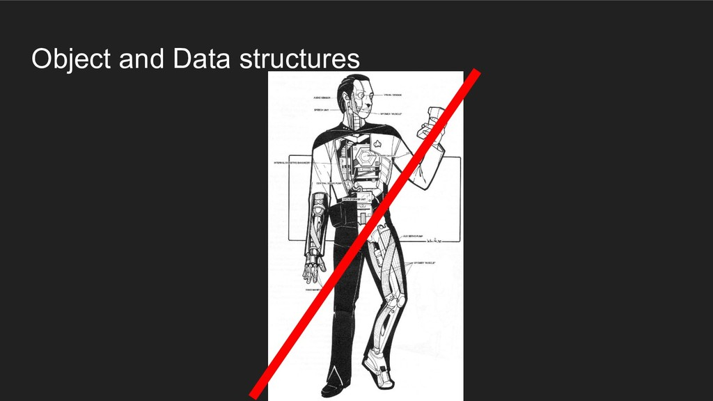 Object and Data structures
