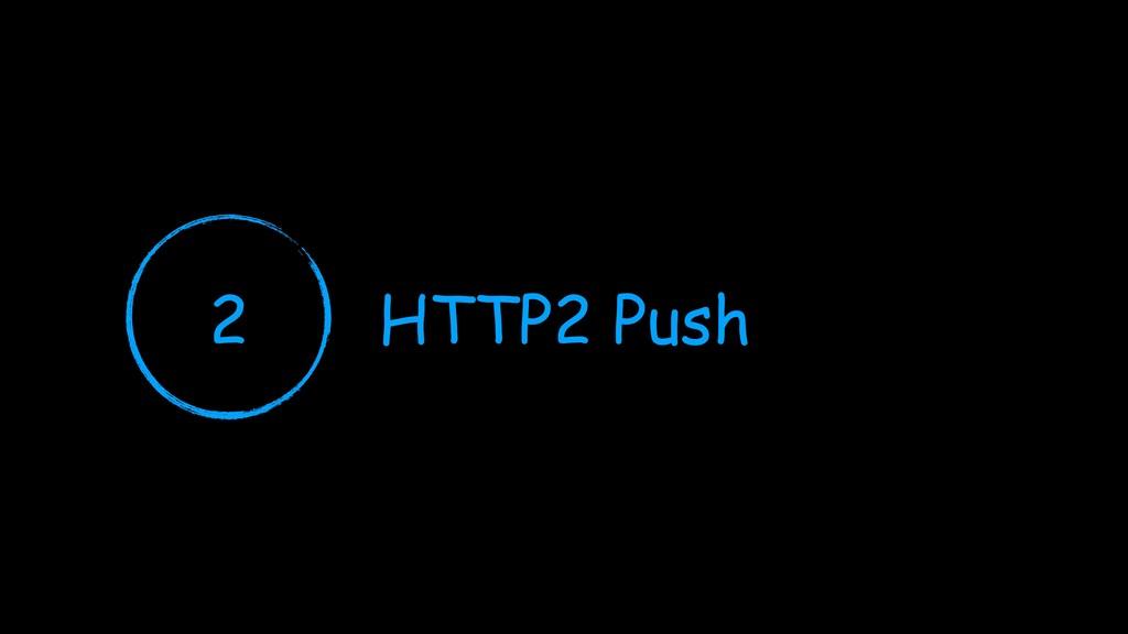 HTTP2 Push 2
