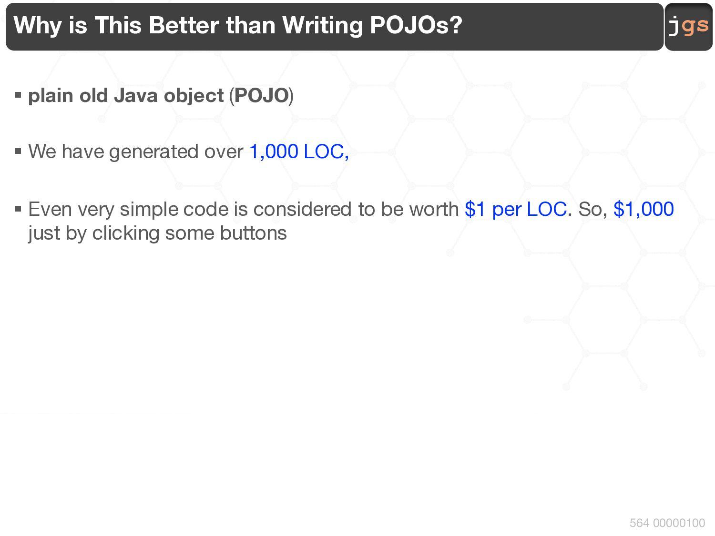 jgs 564 00010100 Eclipse Modeling Framework 2. ...