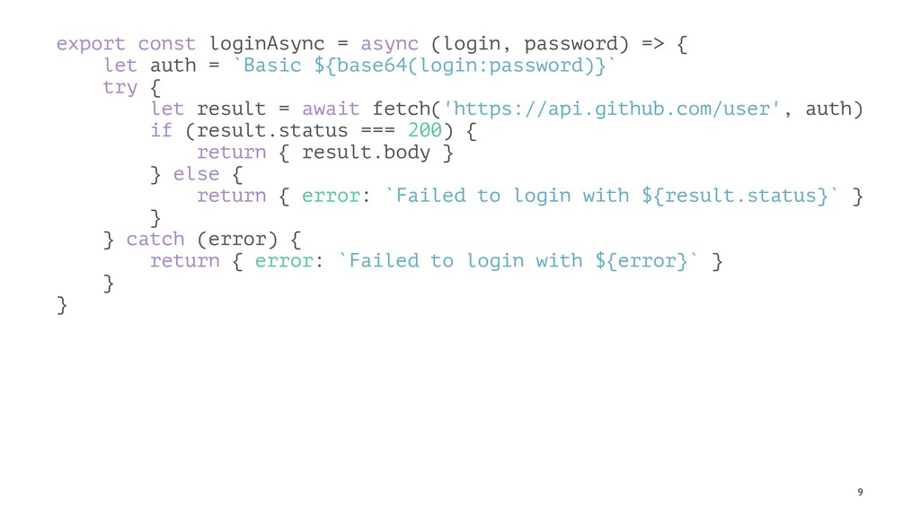export const loginAsync = async (login, passwor...