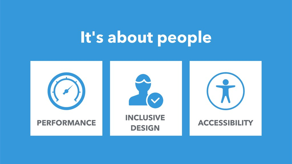 14 It's about people ACCESSIBILITY FOUNDER INCL...
