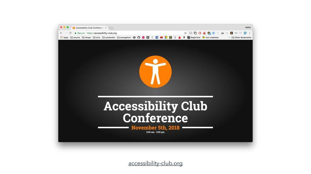 accessibility-club.org