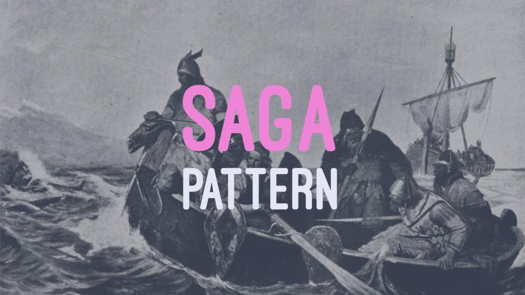 SAGA PATTERN