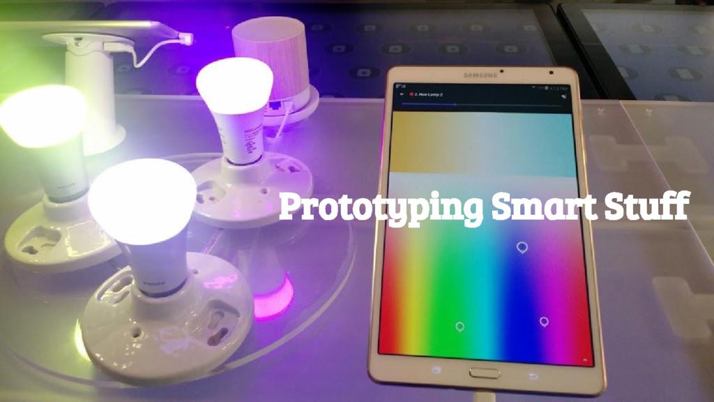 @girlie_mac Prototyping Smart Stuff