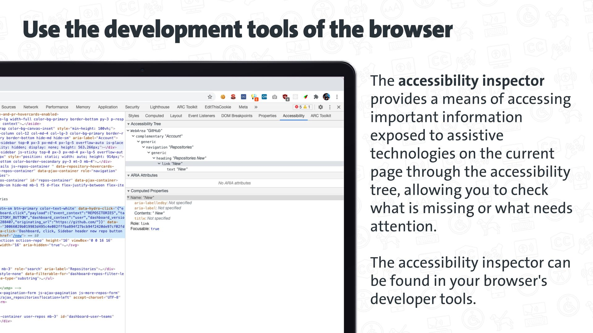 Write your own   unit tests