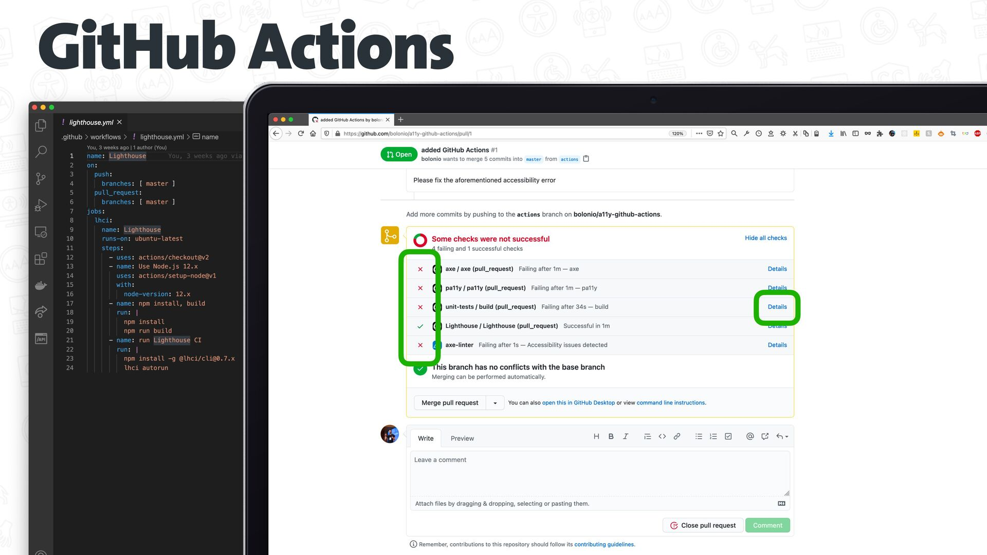 Do manual tests and simulation tests