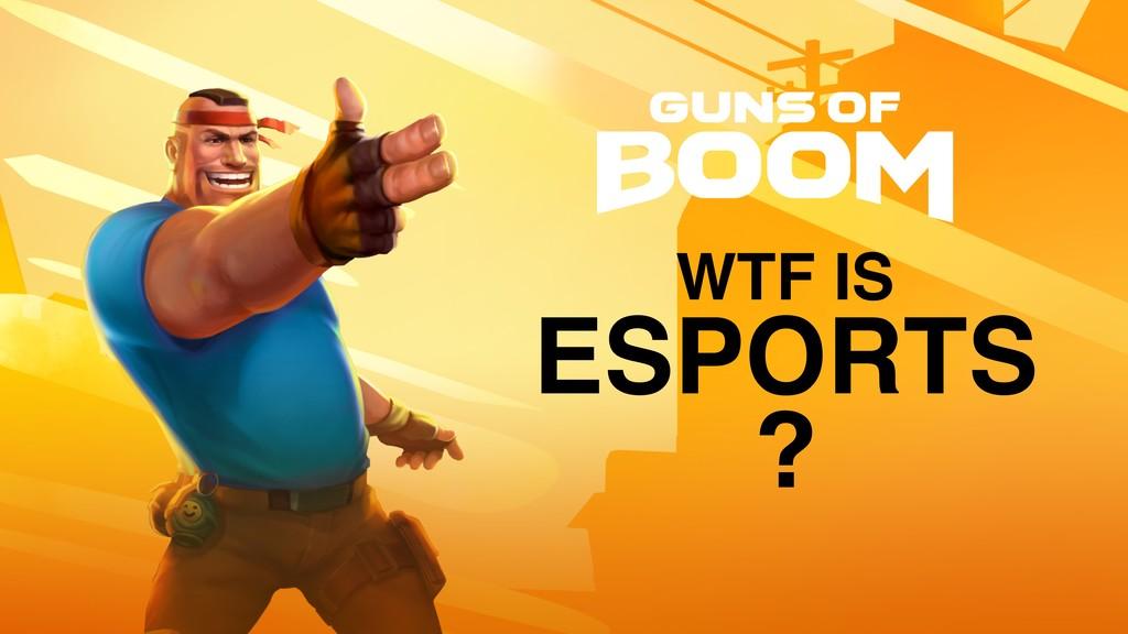 WTF IS ESPORTS ?