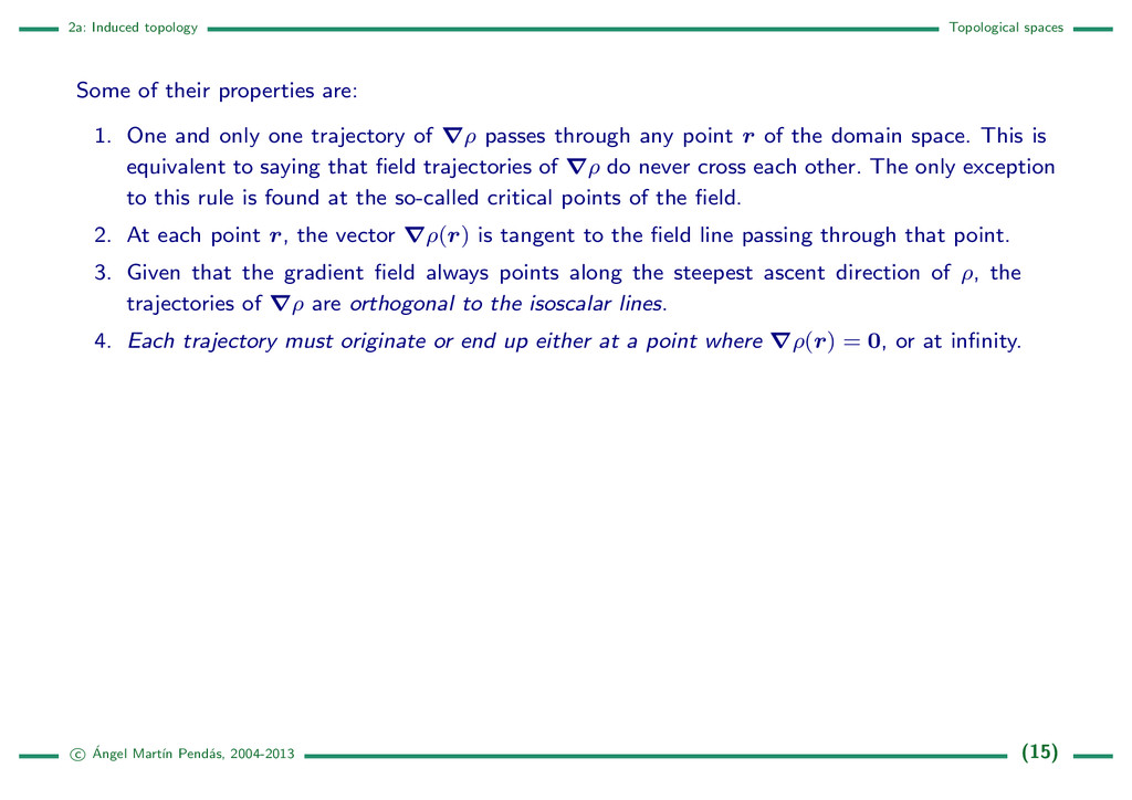 2a: Induced topology Topological spaces Some of...