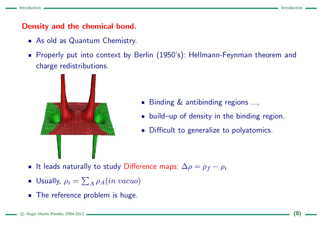 Introduction Introduction Density and the chemi...