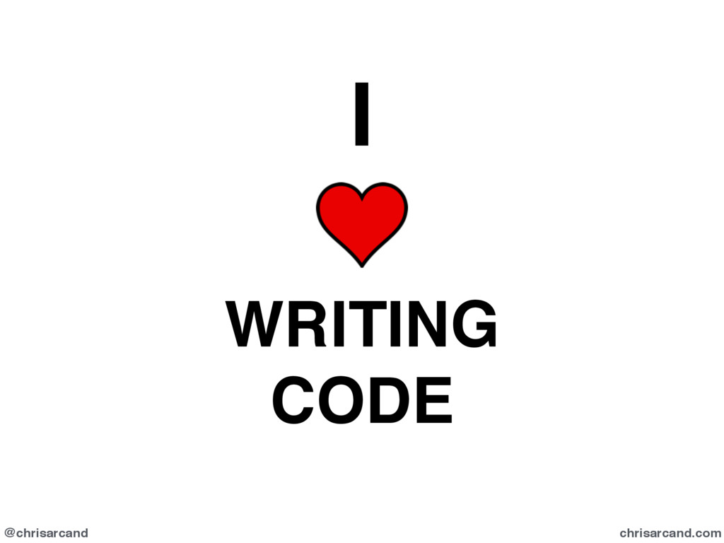 @chrisarcand chrisarcand.com I WRITING