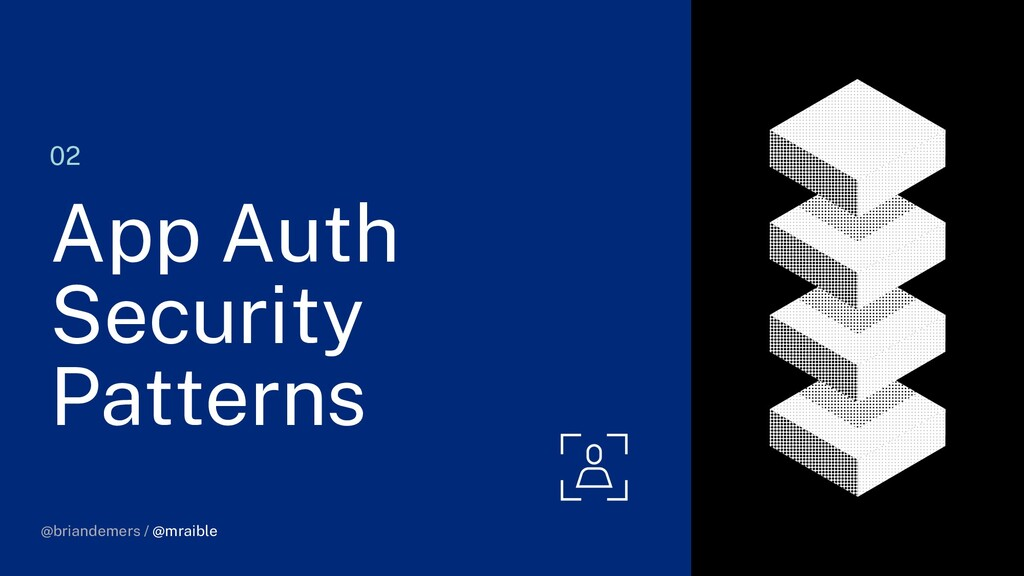 @briandemers / @mraible 02 App Auth Security Pa...