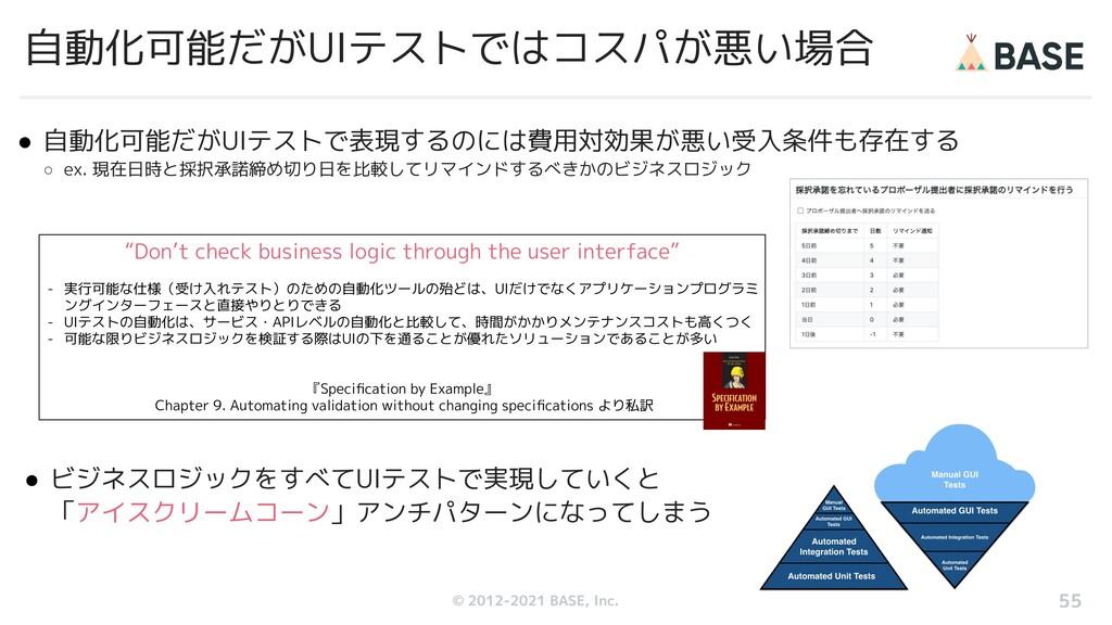 © 2012-2019 BASE, Inc. © 2012-2021 BASE, Inc. 自...
