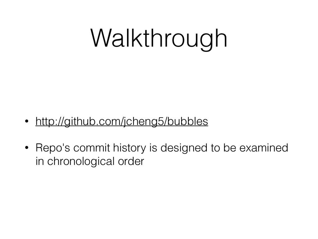 Walkthrough • http://github.com/jcheng5/bubbles...