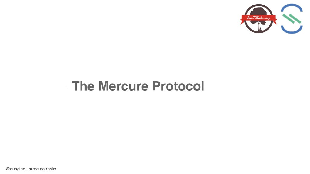 @dunglas - mercure.rocks The Mercure Protocol