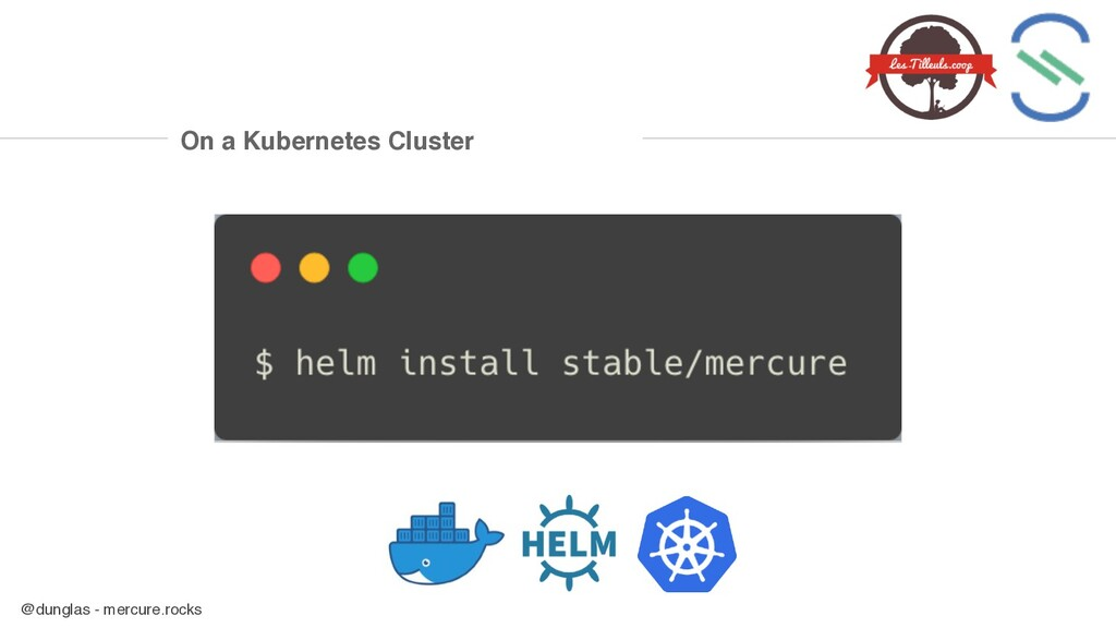 @dunglas - mercure.rocks On a Kubernetes Cluster