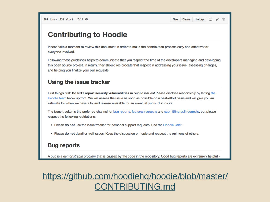 https://github.com/hoodiehq/hoodie/blob/master/...