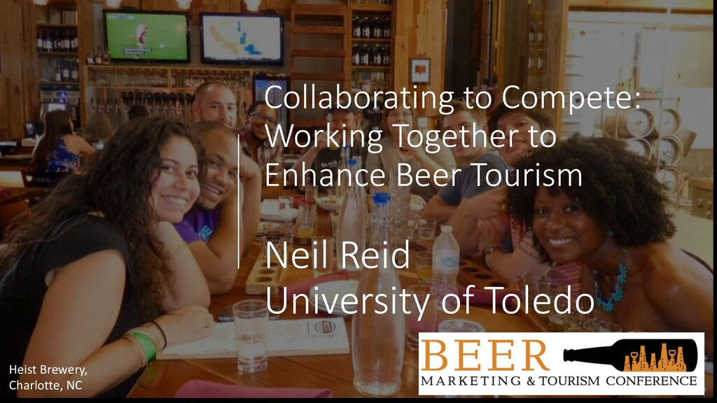 Collaborating to Compete: Working Together to E...