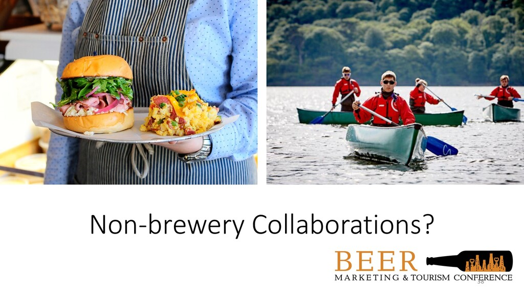 Non-brewery Collaborations? 38