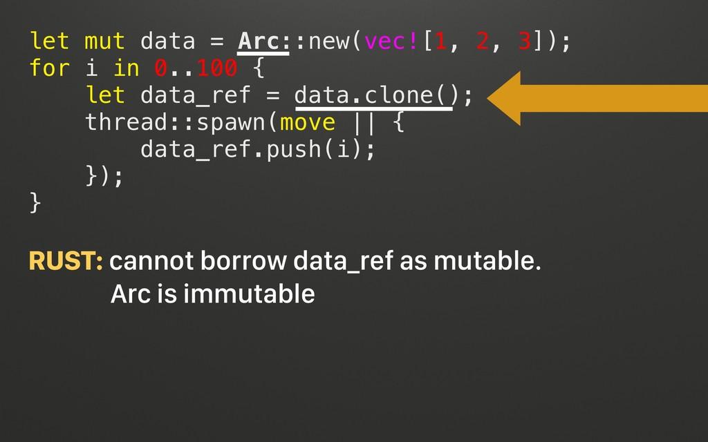 @terhechte let mut data = Arc::new(vec![1, 2, 3...