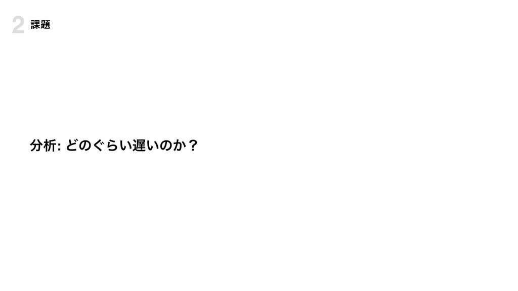 ՝ ੳ: Ͳͷ͙Β͍͍ͷ͔ʁ 2