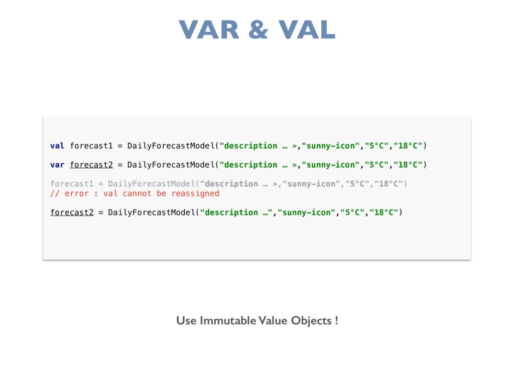 """VAR & VAL val forecast1 = DailyForecastModel(""""d..."""