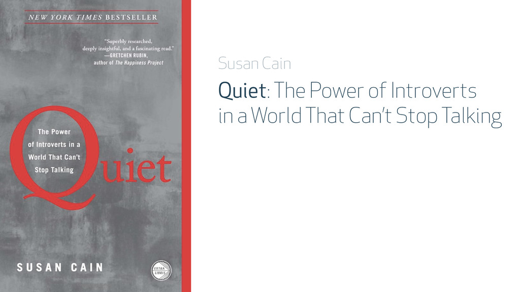 Quiet: The Power of Introverts in a World That ...